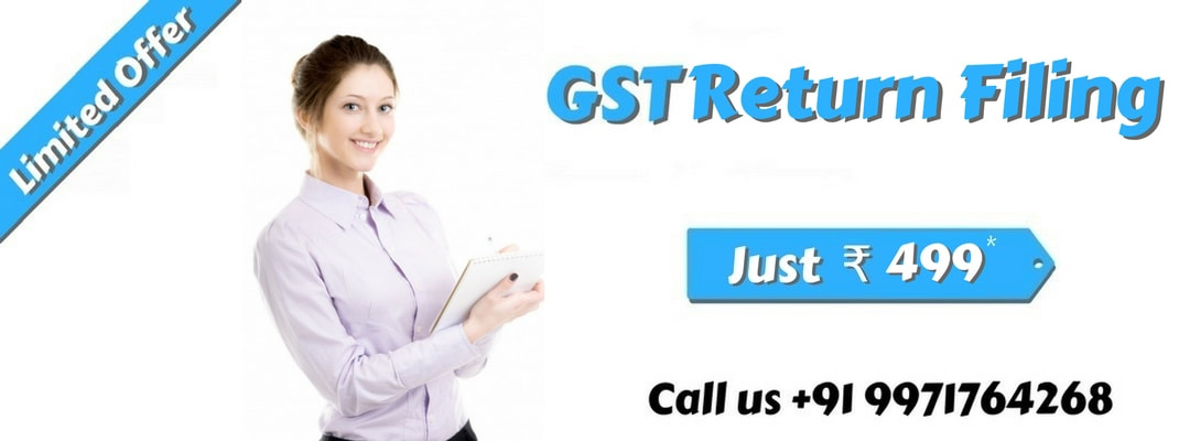 Online Gst Return Filing