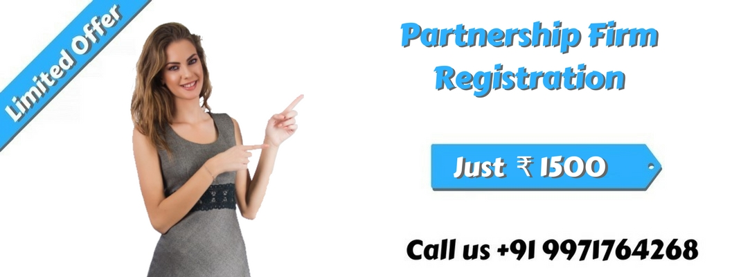 Partnership Firm Registration