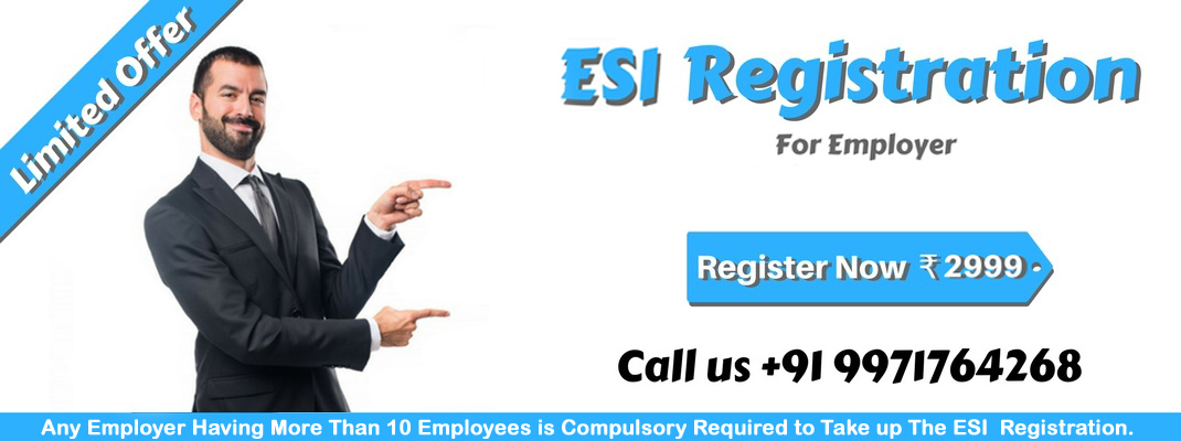 ESI Registration in delhi
