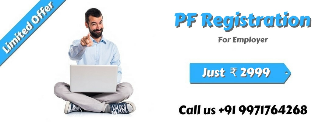 PF Registration in delhi